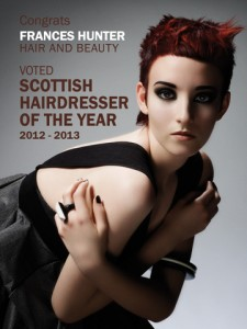 Frances Hunter Hairdresser of the Year-001